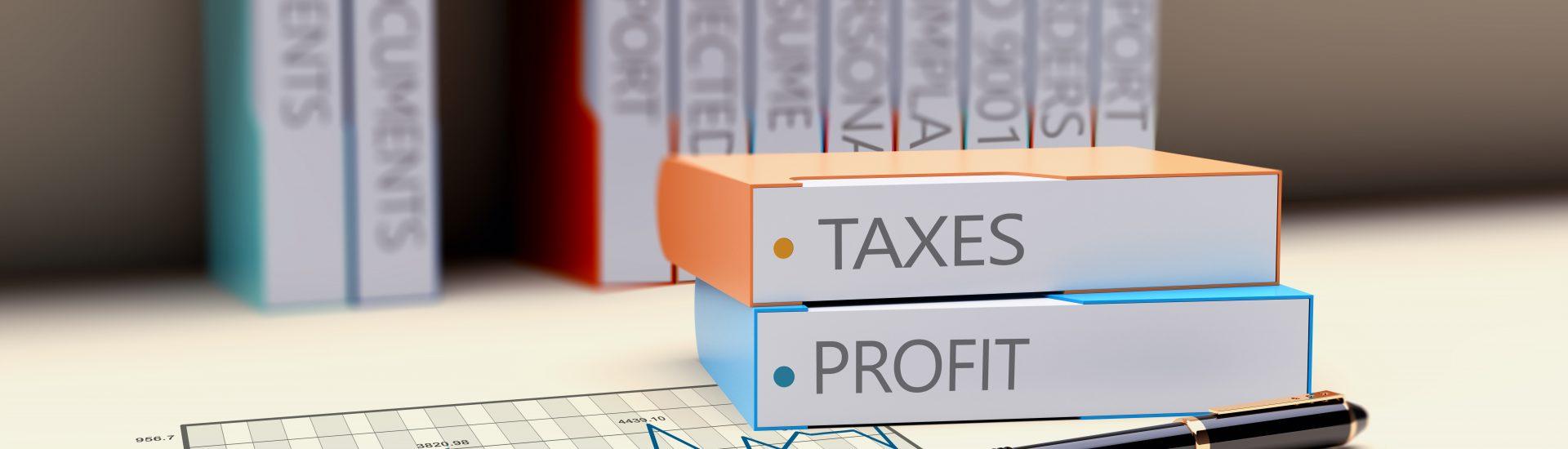 Visos Mokesčių Ataskaitos laiku